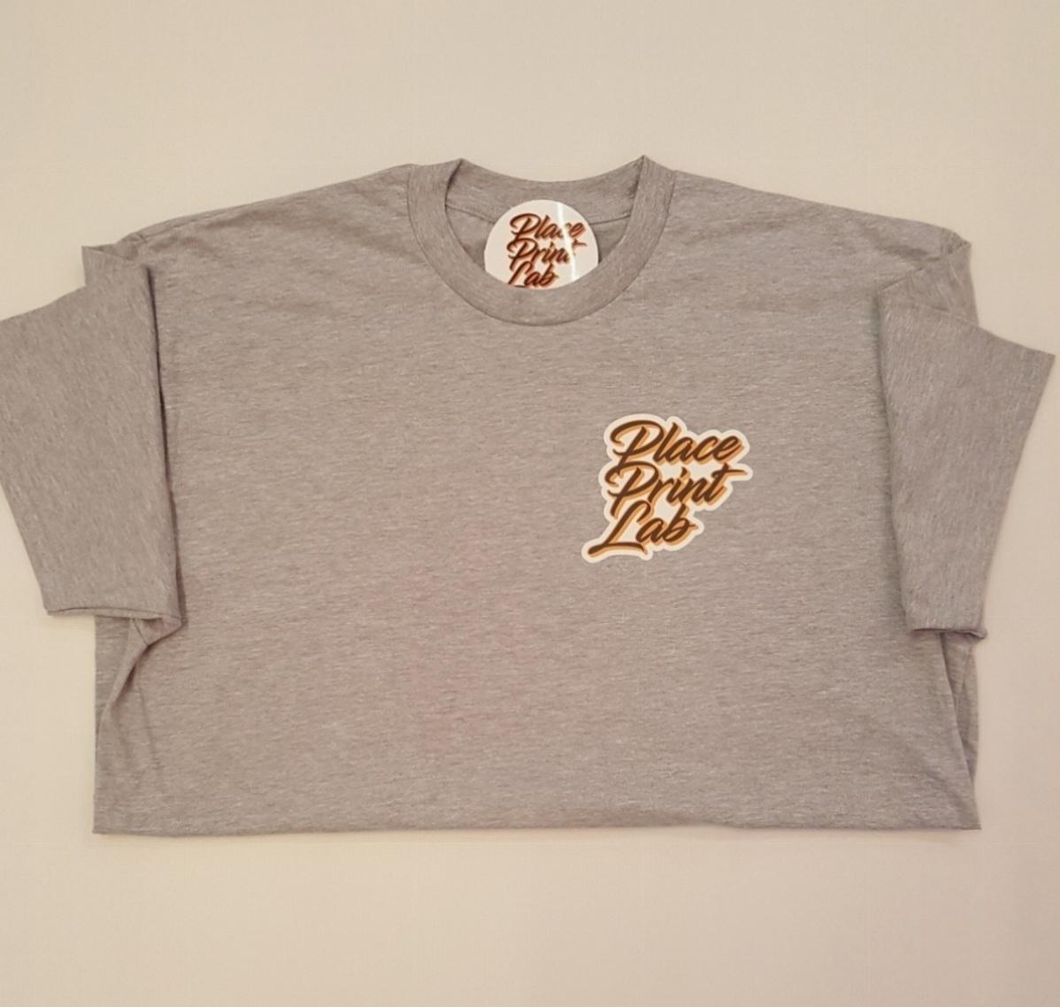 Place Print Lab T shirt